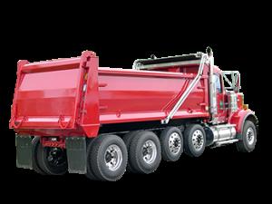 Diamond Tandem/Multi-Lift Axle
