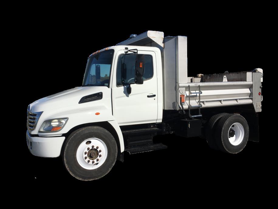 Dump Trucks - Beau-Roc Inc.